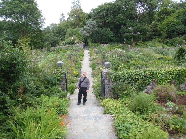 Josh at Glenveagh Garden