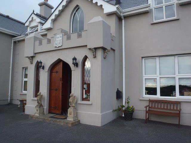 Rossmore  Inn Donegal --1st two nights